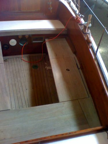 Companionway Hatchbord