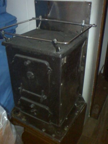 Galley Stove Detail