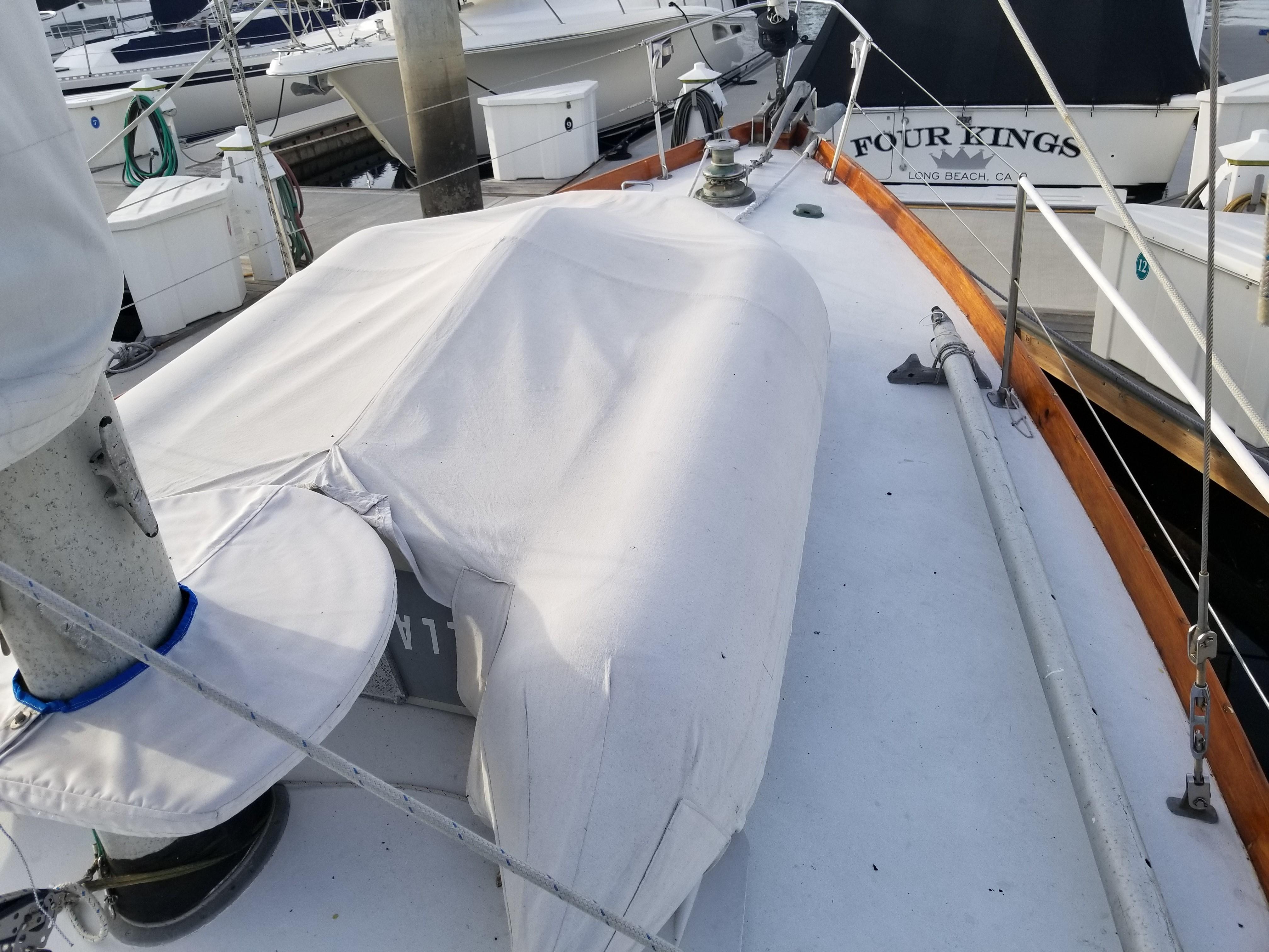 44' Pearson Countess 1965 | Seacoast Yachts