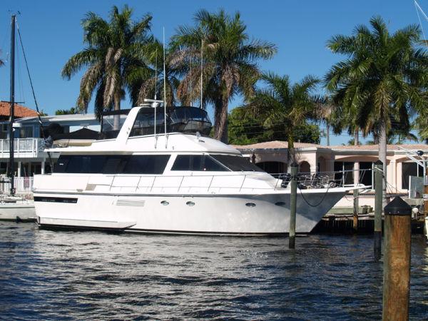 55' Viking Motor Yacht