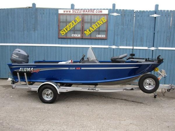 2017 ALUMACRAFT 165 for sale