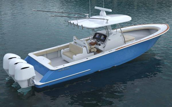 2020 37' Valhalla Boatworks V-37