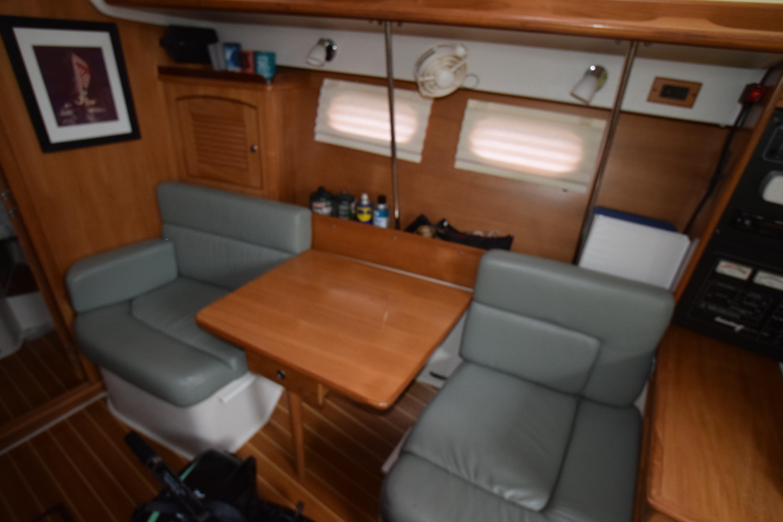 Starboard Split Bench