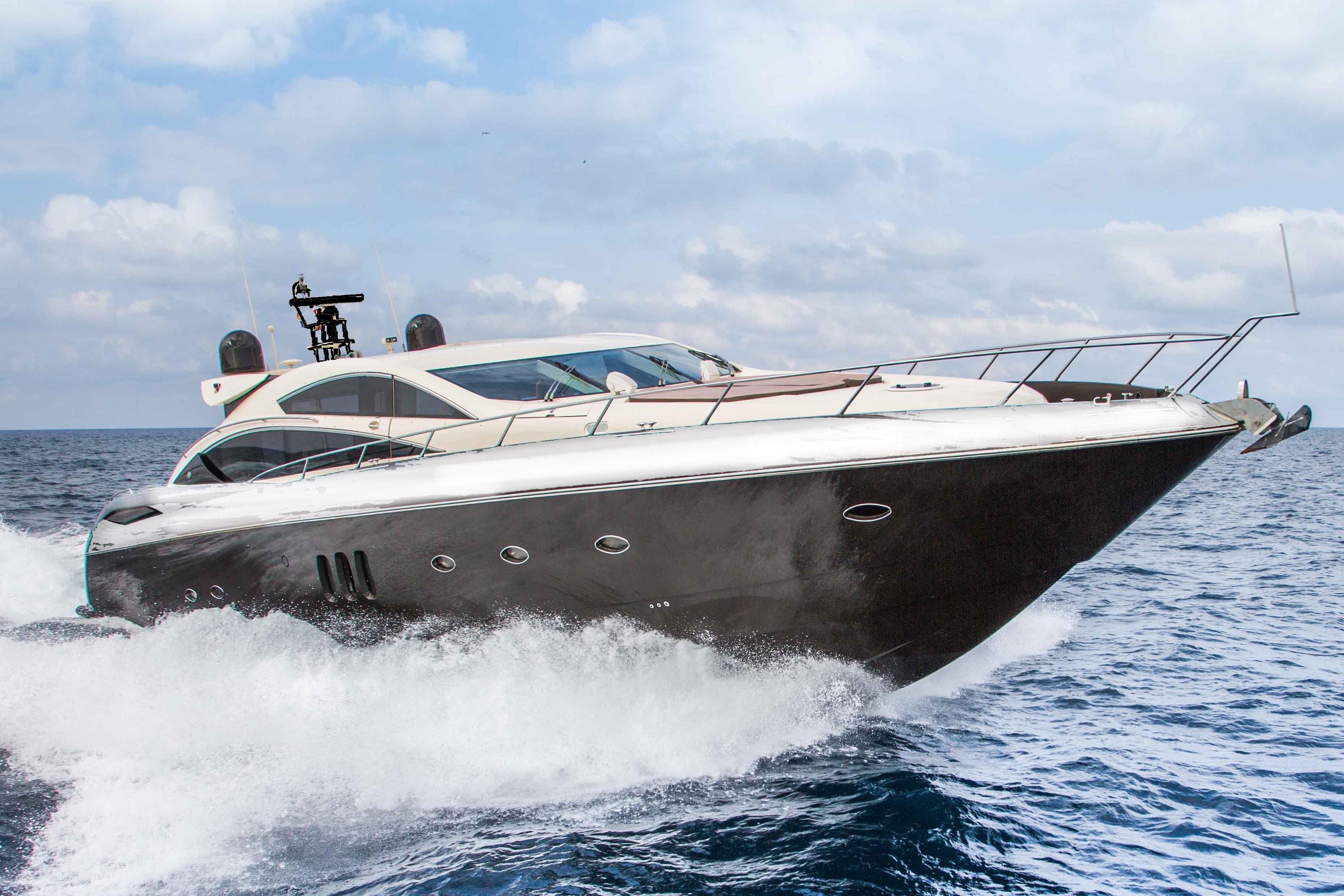 81.92 ft Sunseeker Predator 82