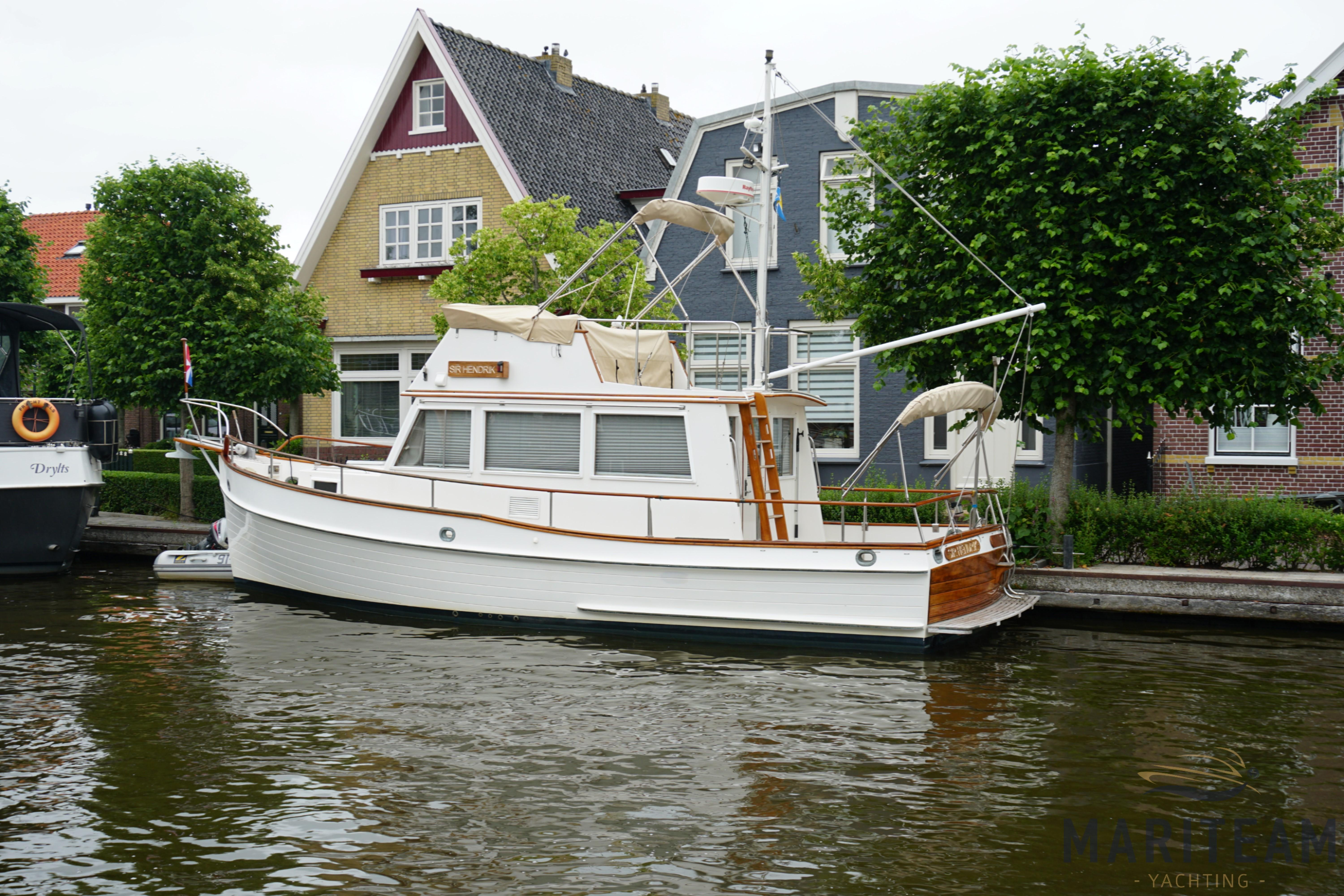 1989 Grand Banks 32 Classic Netherlands - Approved Boats
