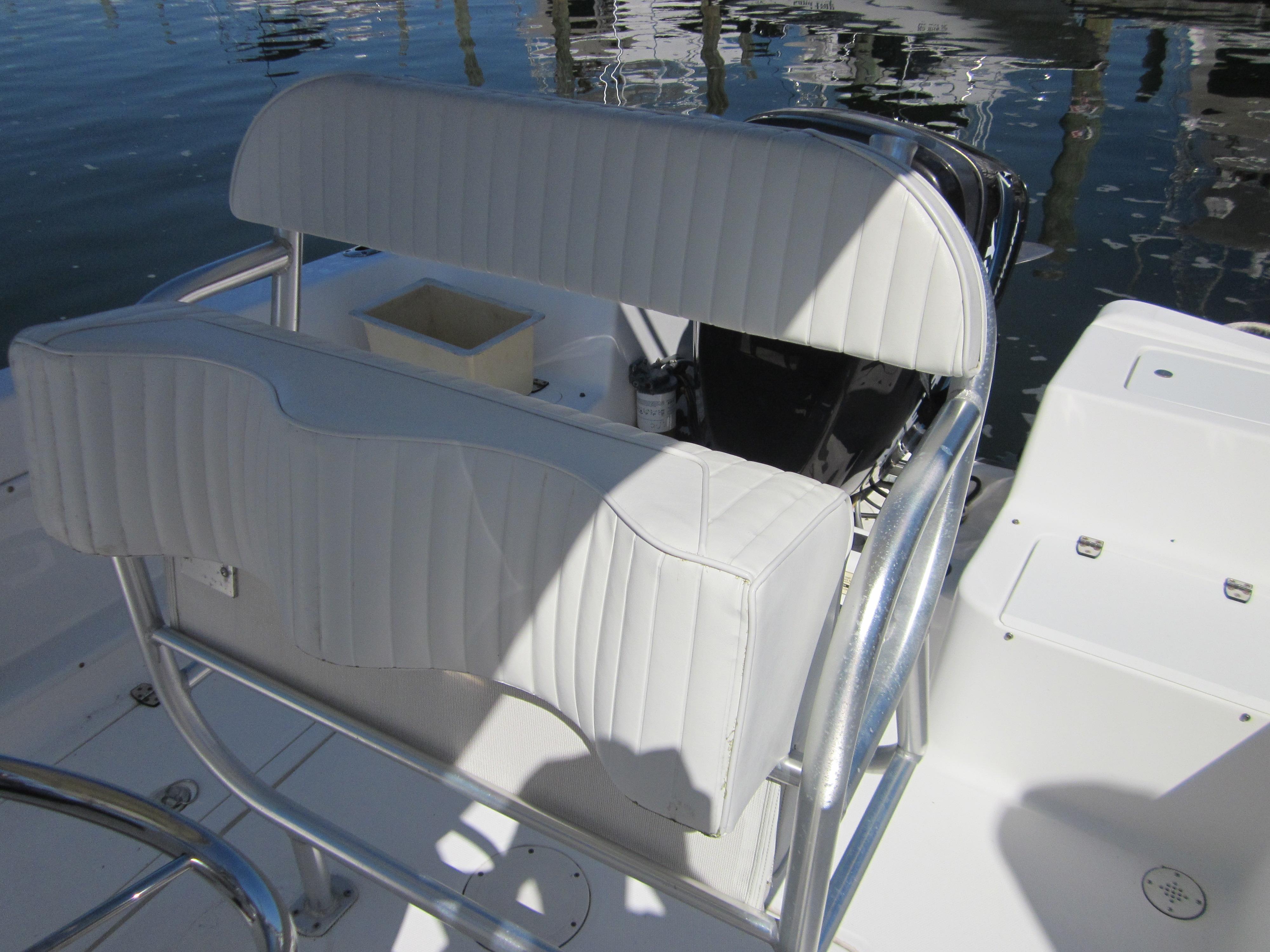 Angler220F Standard Transom
