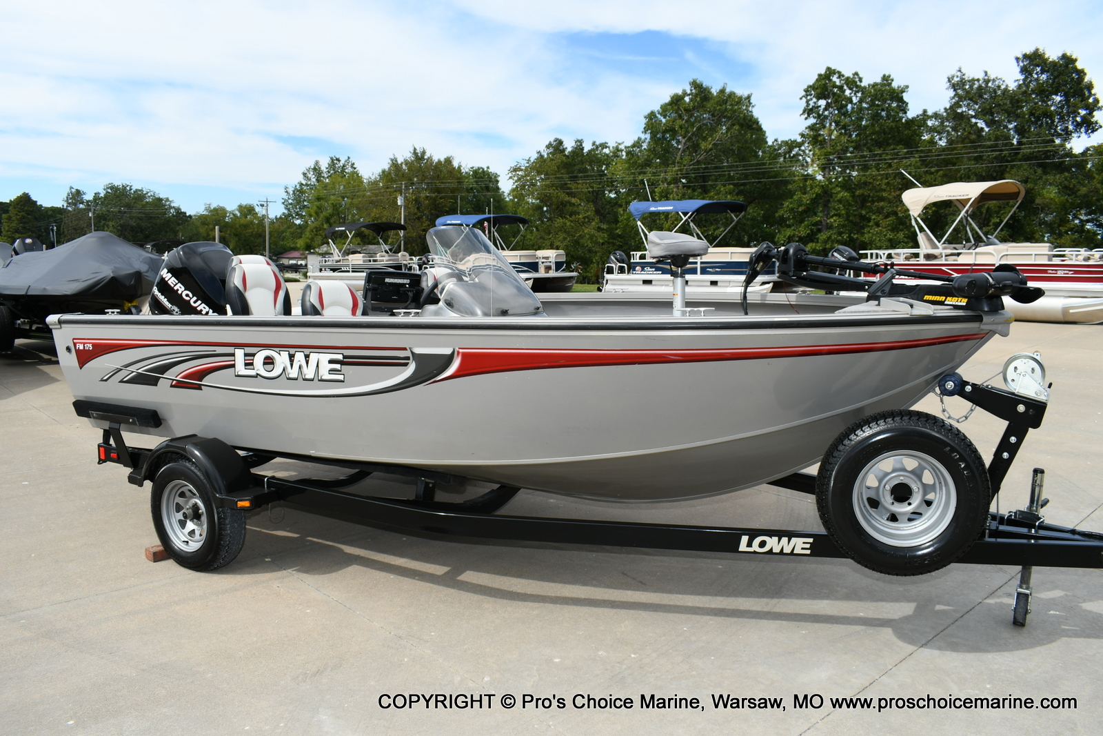 2008 LOWE FM175S for sale