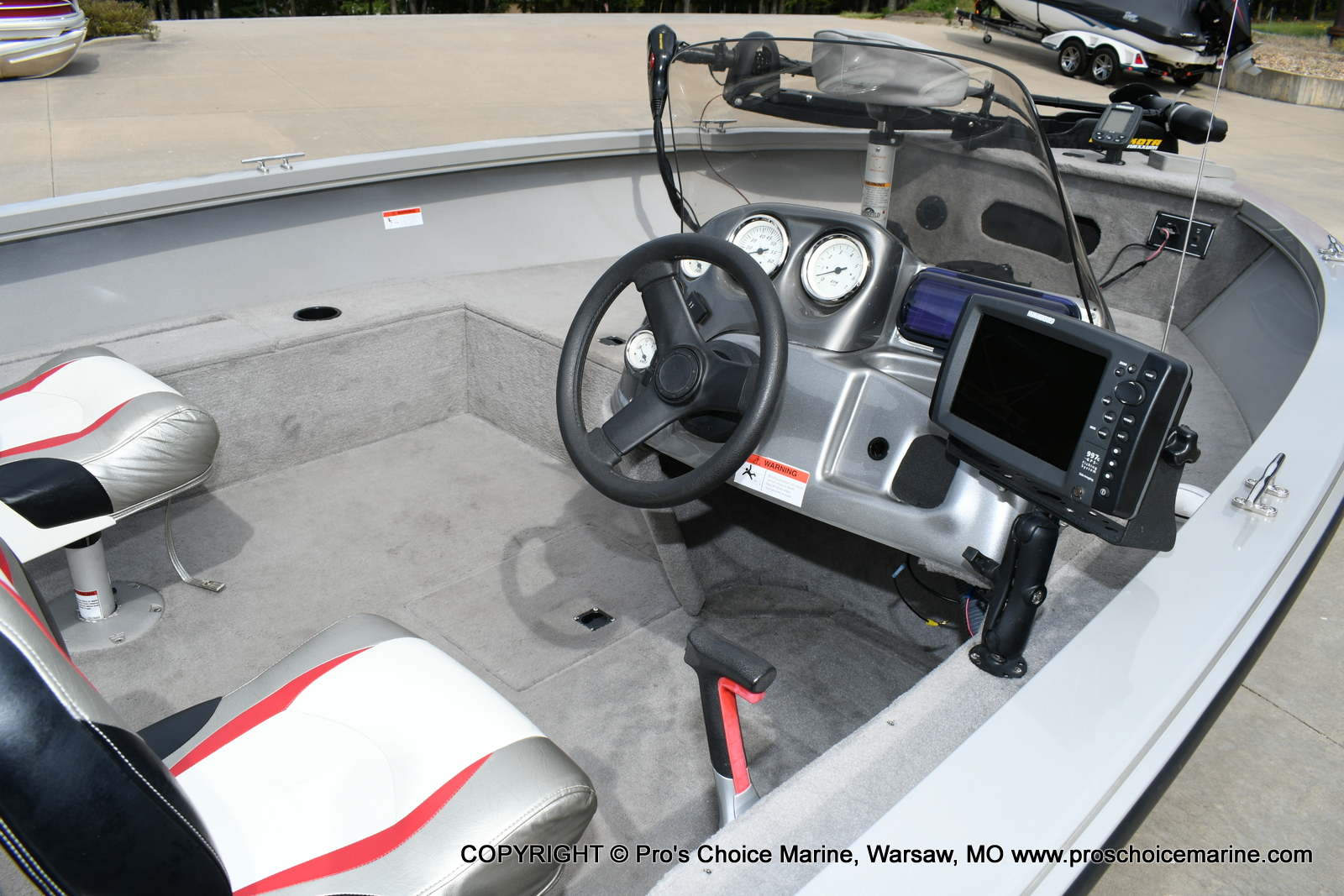 2008 Lowe boat for sale, model of the boat is FM175S & Image # 45 of 200