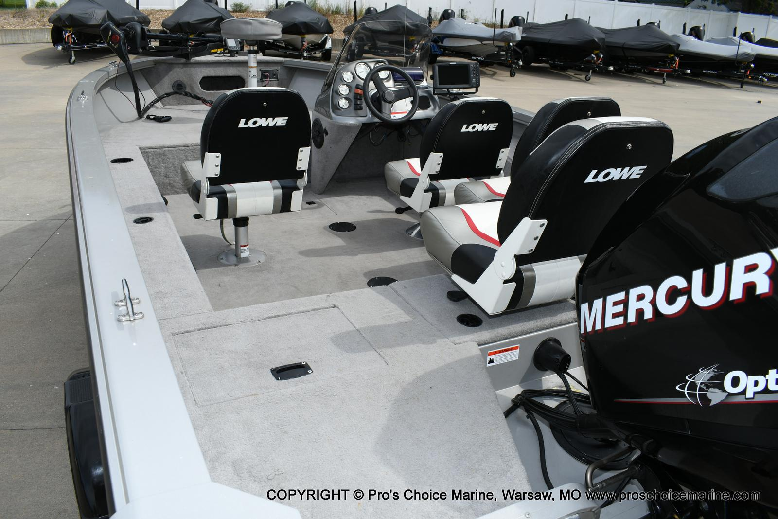 2008 Lowe boat for sale, model of the boat is FM175S & Image # 49 of 200