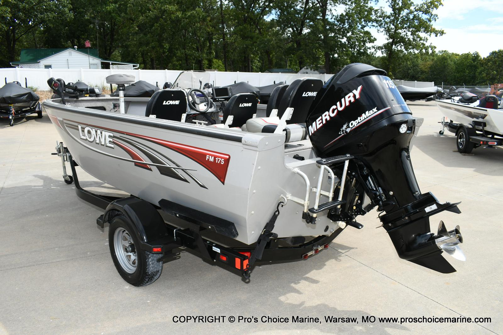 2008 Lowe boat for sale, model of the boat is FM175S & Image # 69 of 200