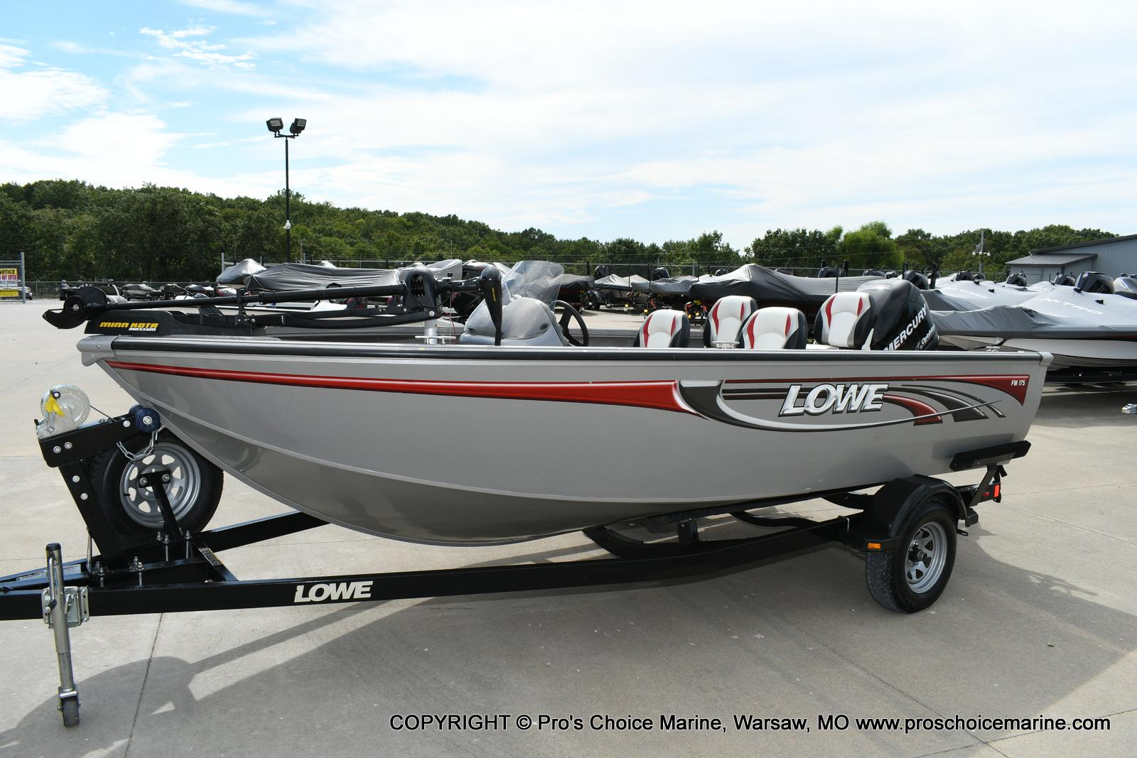2008 Lowe boat for sale, model of the boat is FM175S & Image # 73 of 200