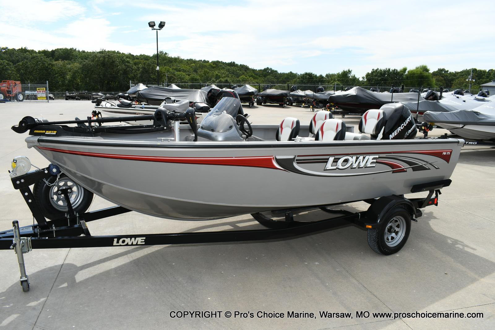 2008 Lowe boat for sale, model of the boat is FM175S & Image # 77 of 200