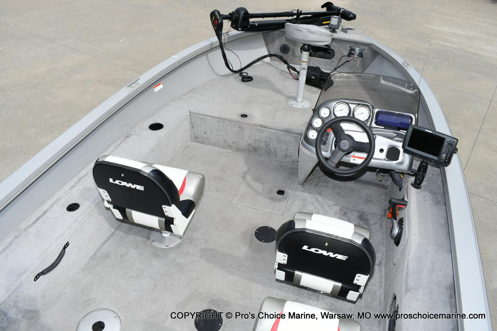 2008 Lowe boat for sale, model of the boat is FM175S & Image # 97 of 200