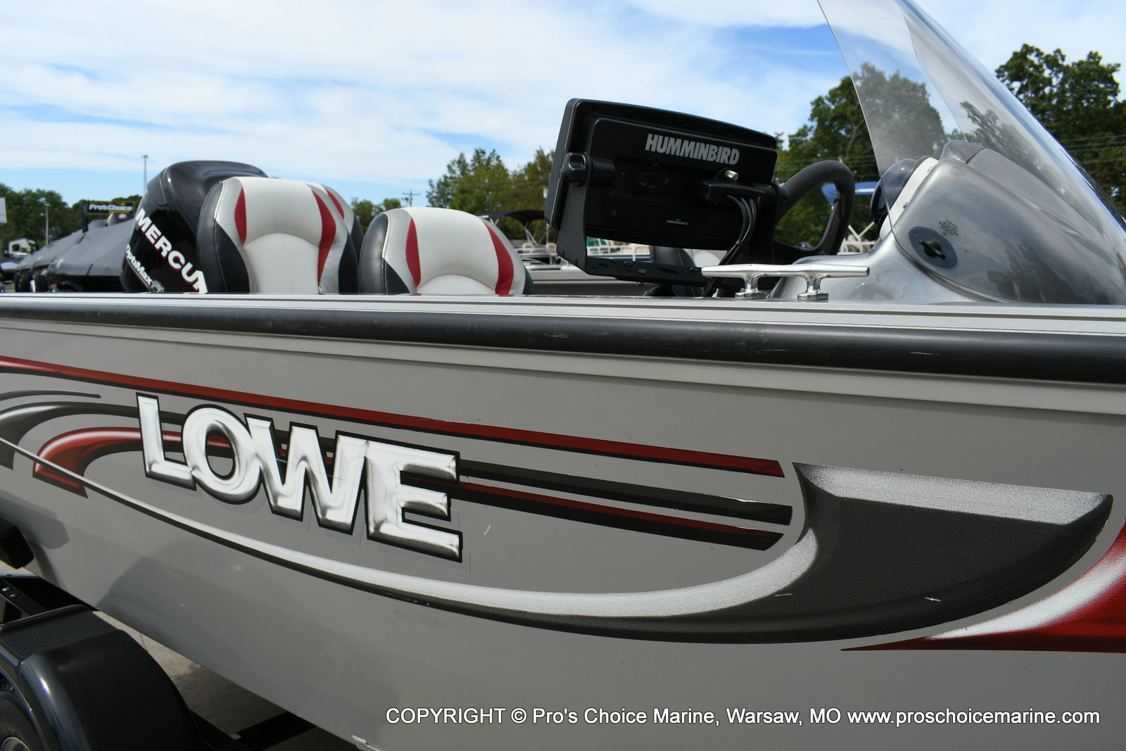 2008 Lowe boat for sale, model of the boat is FM175S & Image # 121 of 200