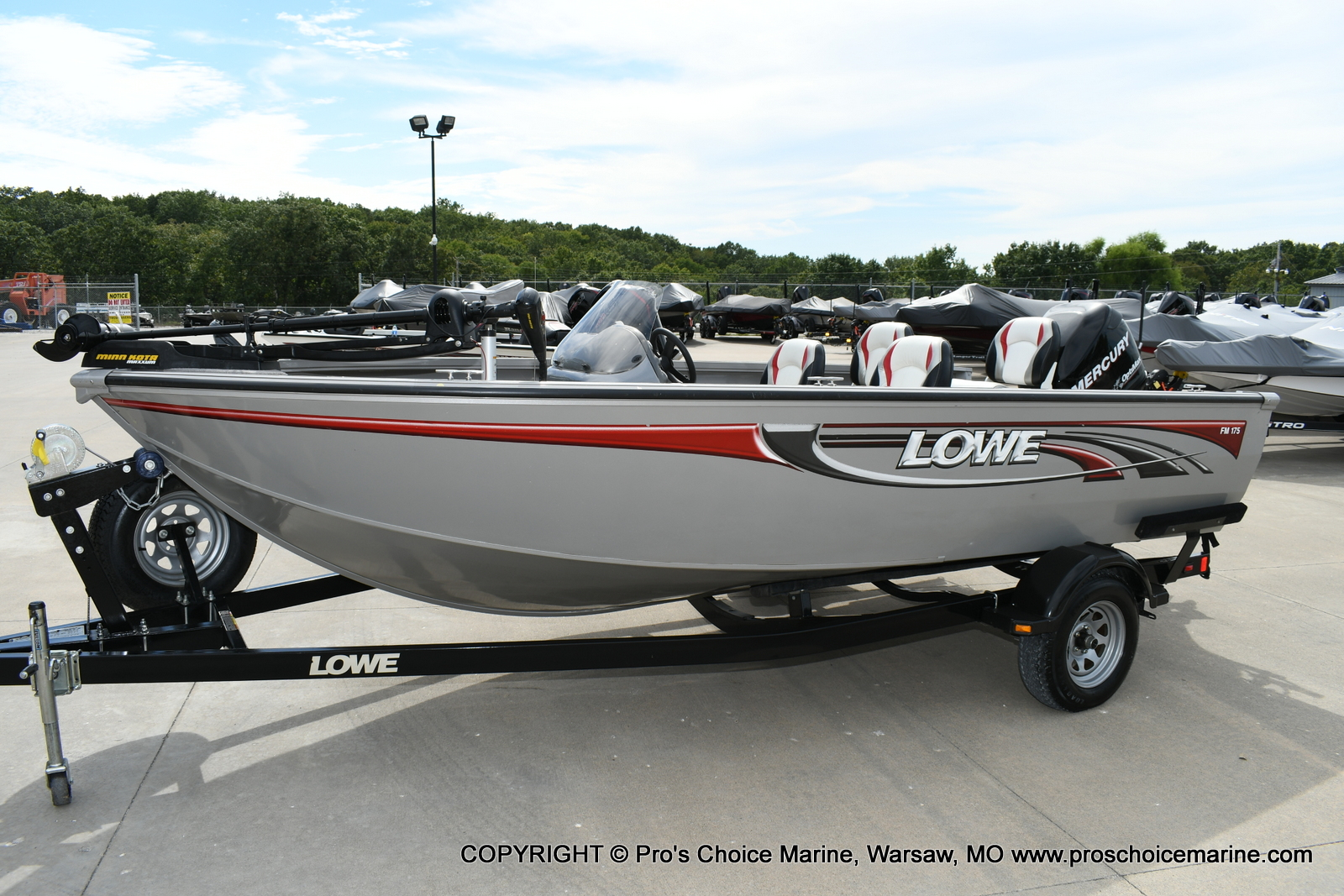 2008 Lowe boat for sale, model of the boat is FM175S & Image # 129 of 200