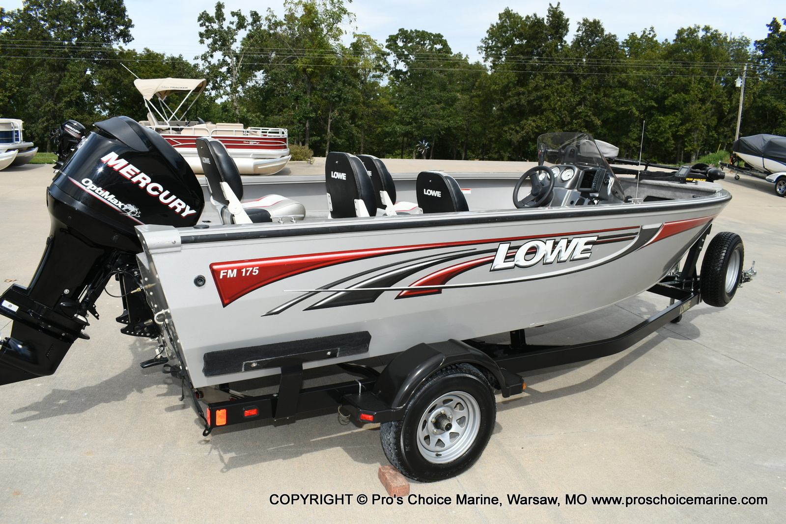 2008 Lowe boat for sale, model of the boat is FM175S & Image # 185 of 200