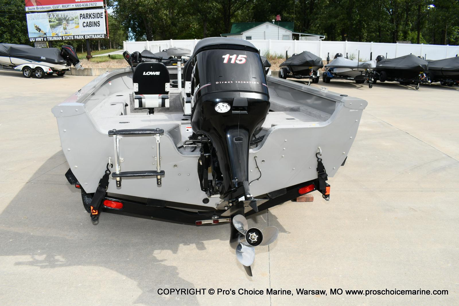 2008 Lowe boat for sale, model of the boat is FM175S & Image # 193 of 200