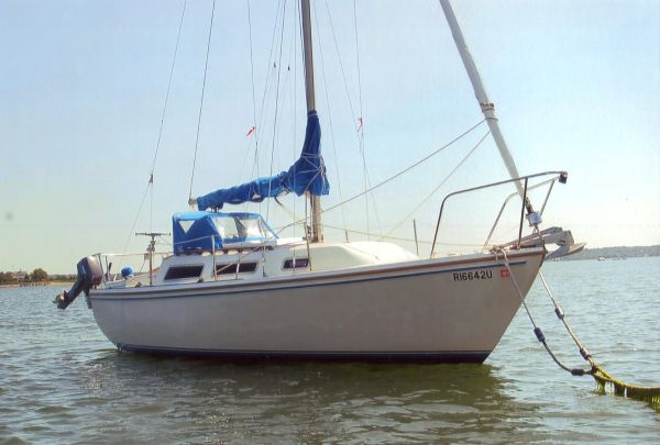 25' Catalina 25 Sloop