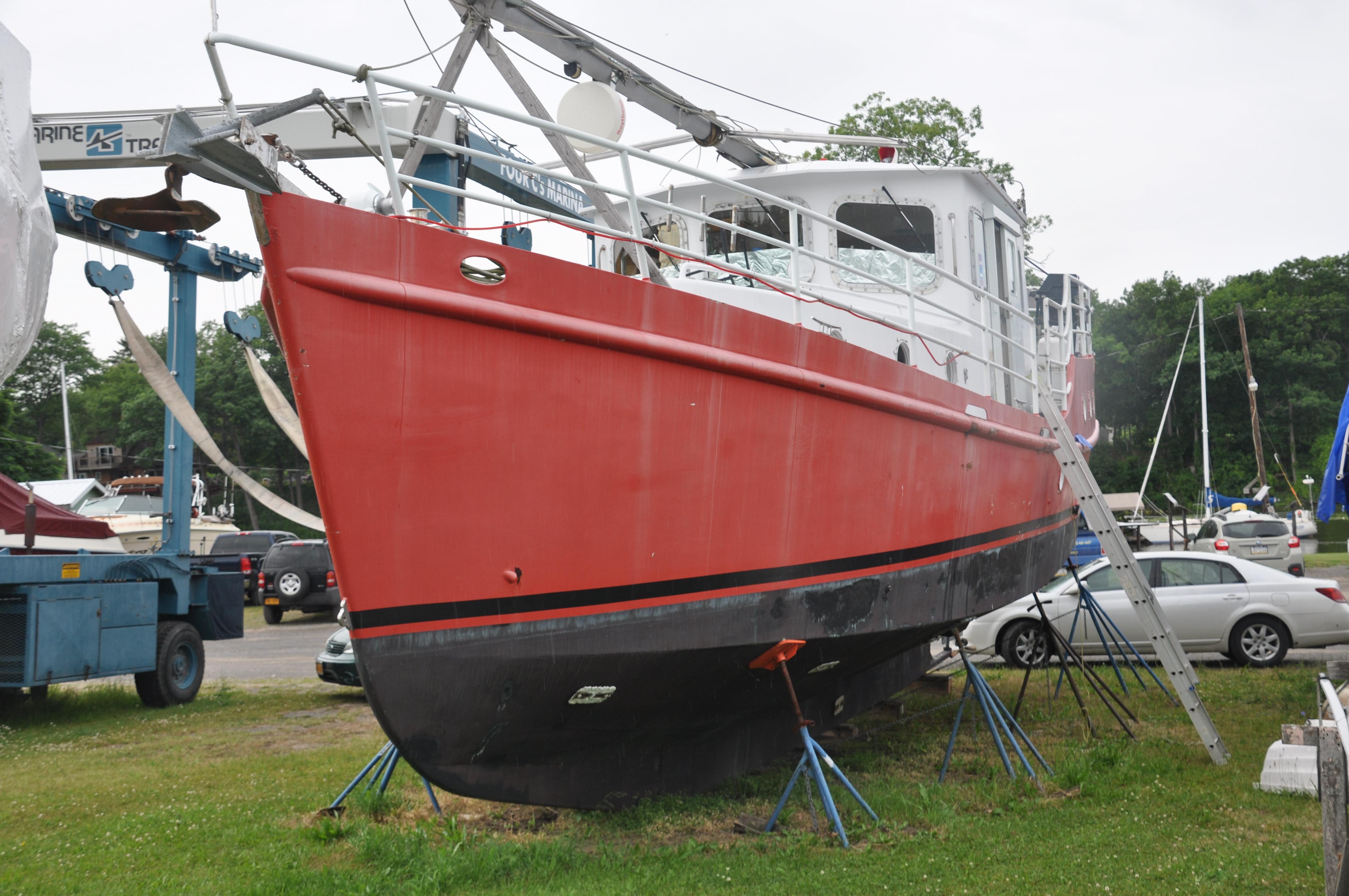 44 seahorse diesel duck 2001 gaijin for sale in lake