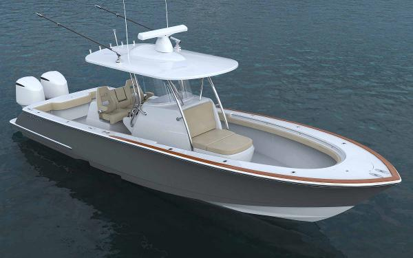 2020 33' Valhalla Boatworks V-33