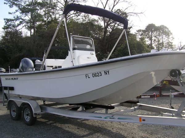2010 Sea Hunt 21 Super Skiff For Sale