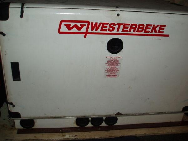 Westerbeke Genset