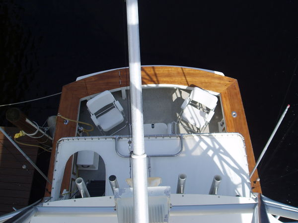 Cockpit From Tower
