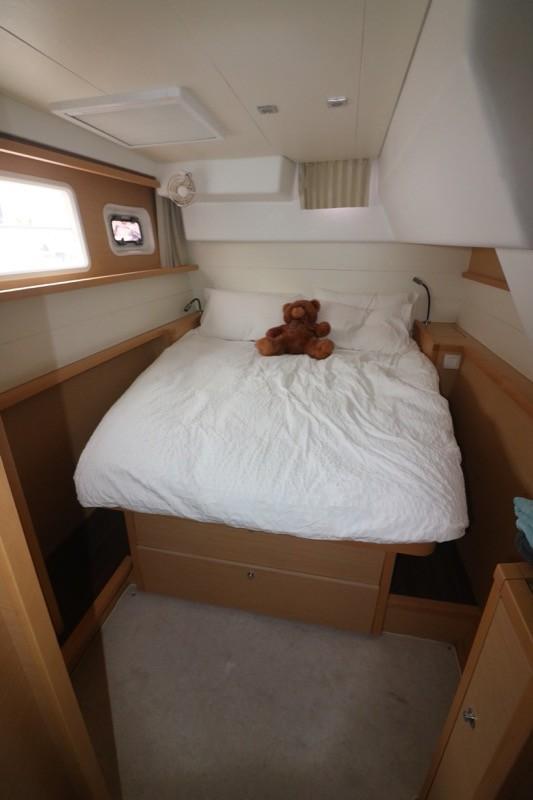 Master Cabin Starboard Aft