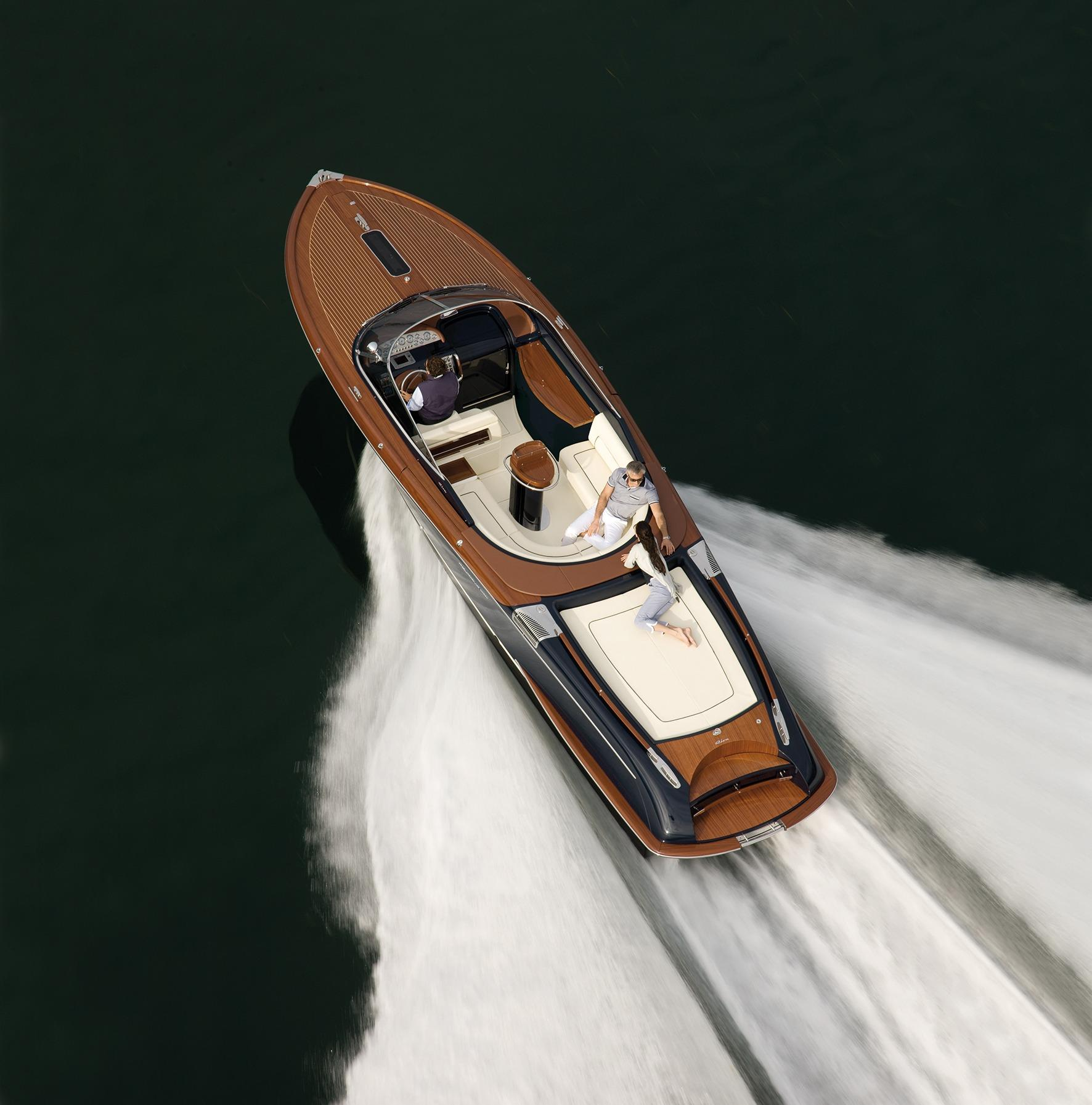 Manufacturer Provided Image: Riva Aquariva Super Aerial View
