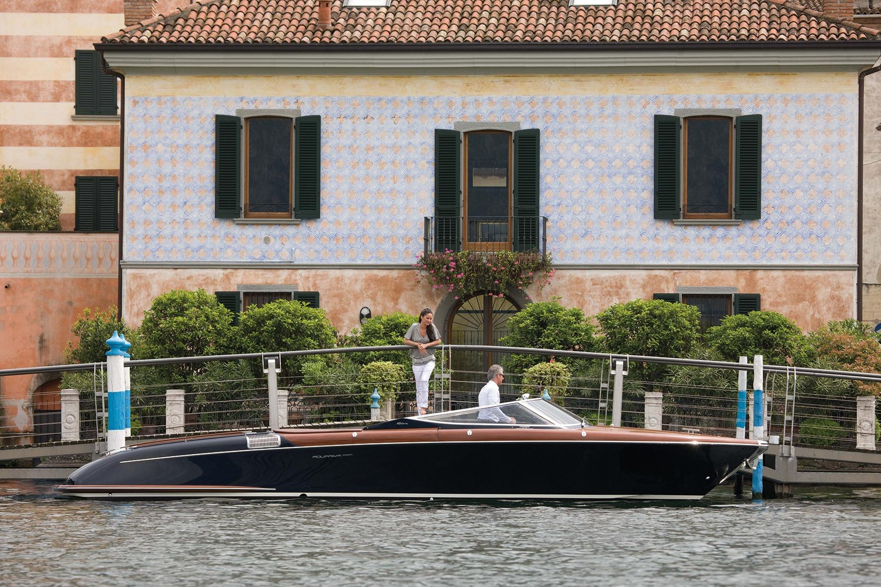 Manufacturer Provided Image: Riva Aquariva Super Moored