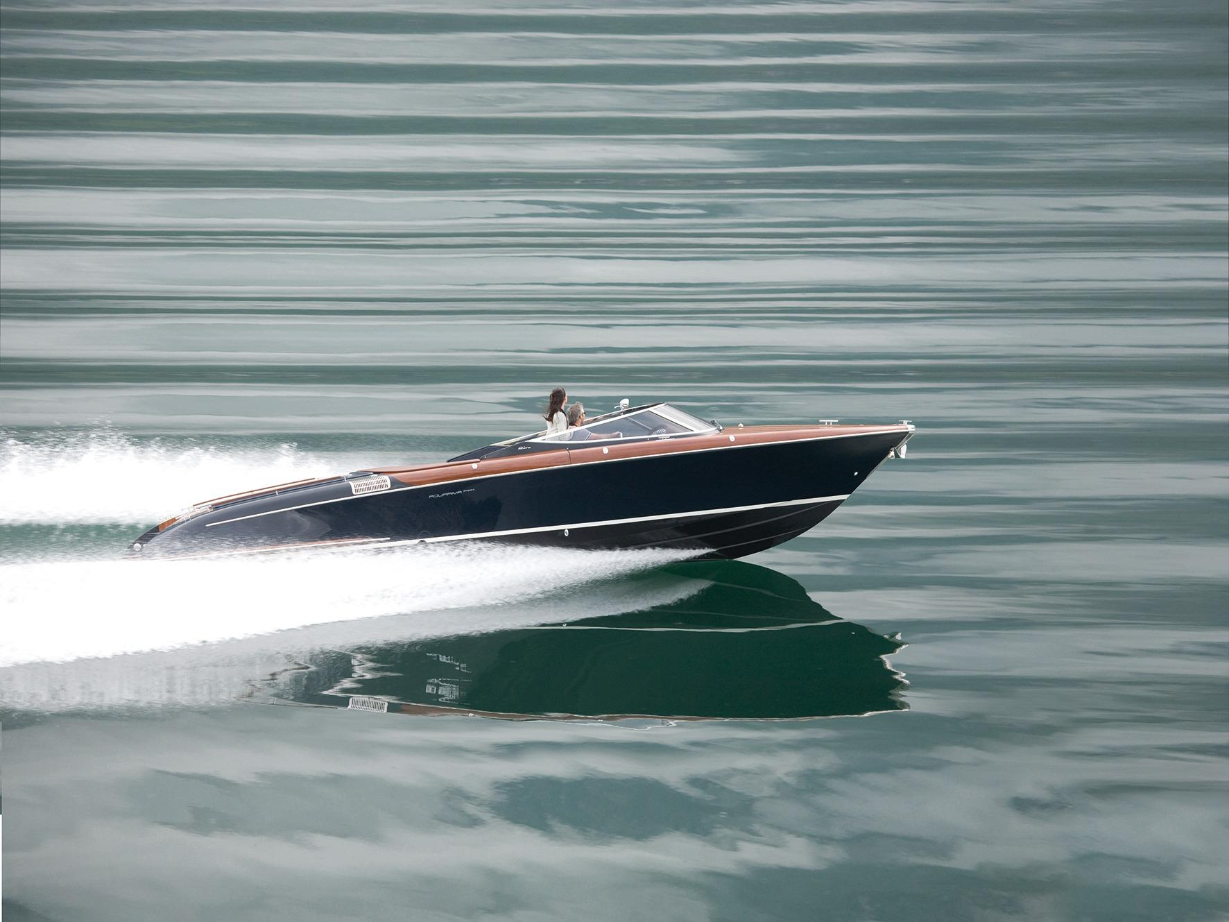 Manufacturer Provided Image: Riva Aquariva Super Running Shot