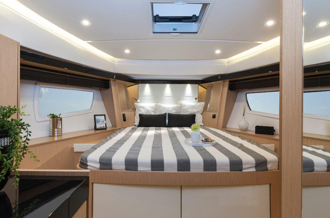 Manufacturer Provided Image: Bavaria Virtess 420 Coupe Cabin