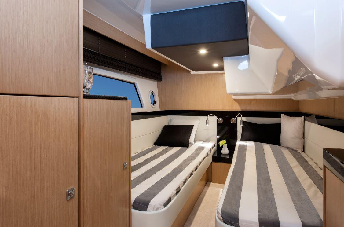 Manufacturer Provided Image: Bavaria Virtess 420 Coupe Twin Cabin