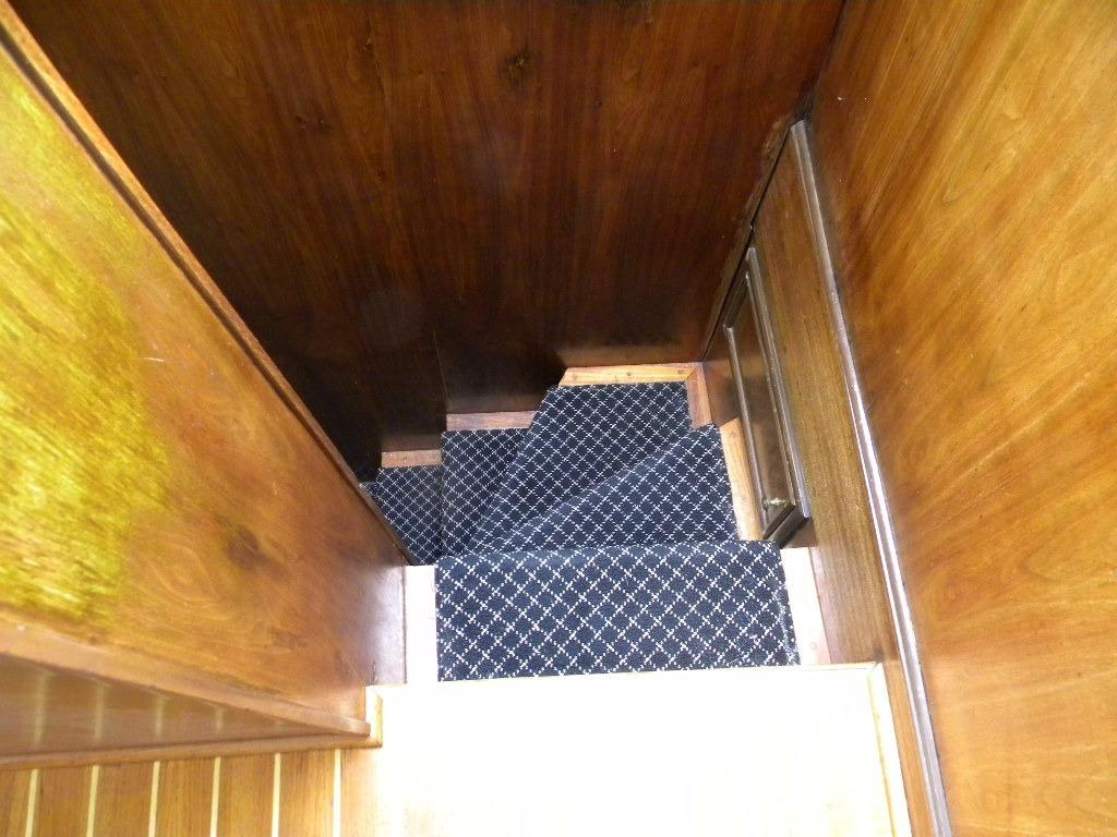 King Berth With Ample StorageTeak And Holly Floors