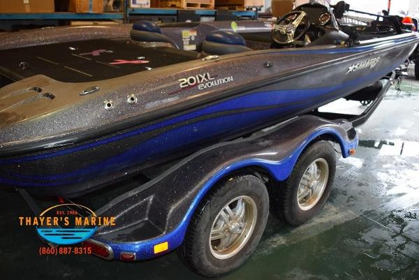 2012 Stratos boat for sale, model of the boat is 201XL & Image # 46 of 47