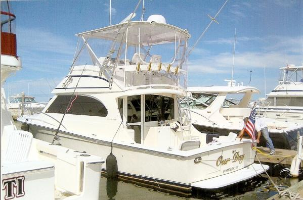 Egg Harbor 37 Convertible Convertible Boats. Listing Number: M-3828226