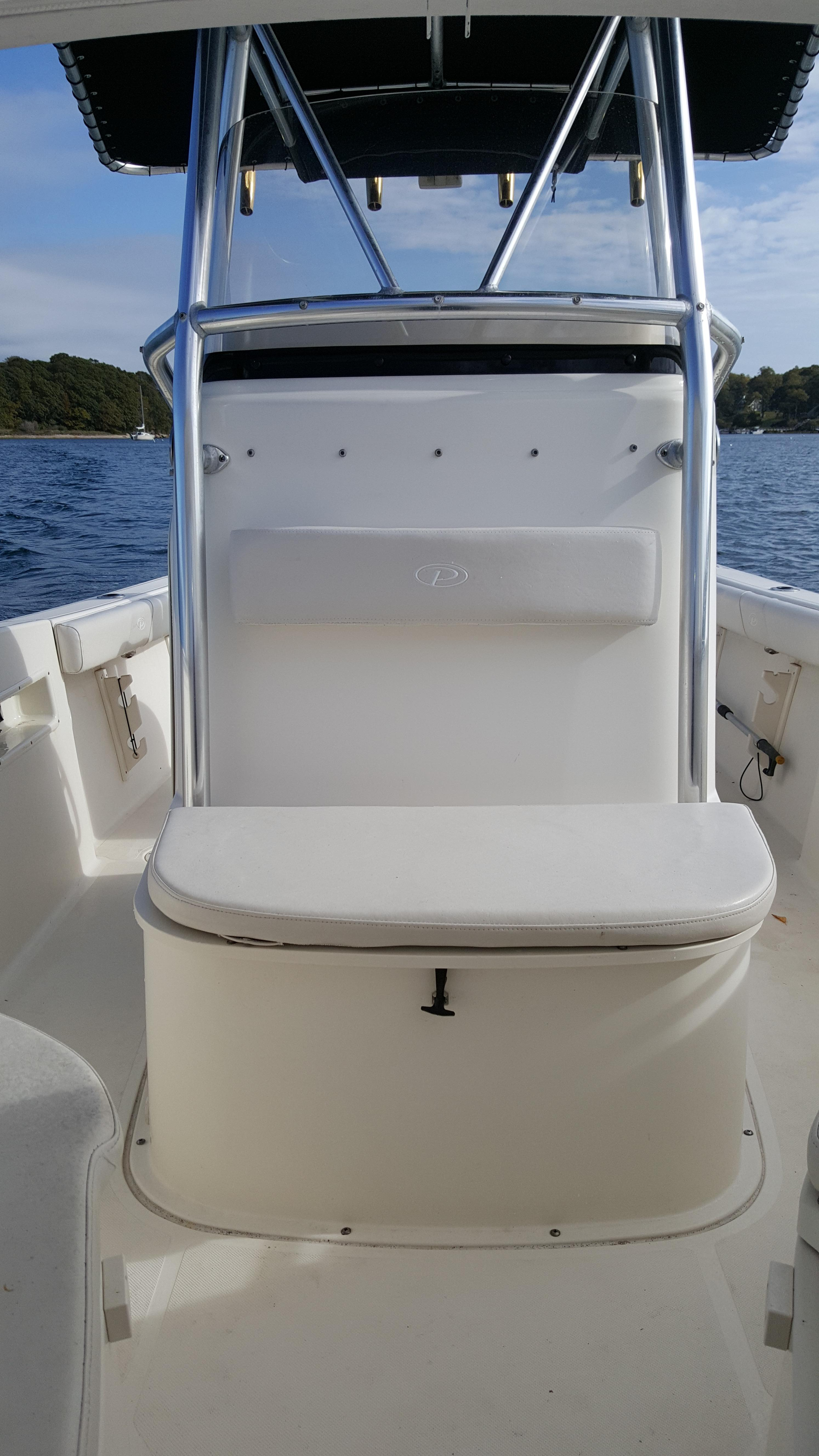 Pursuit 2570 Center Console