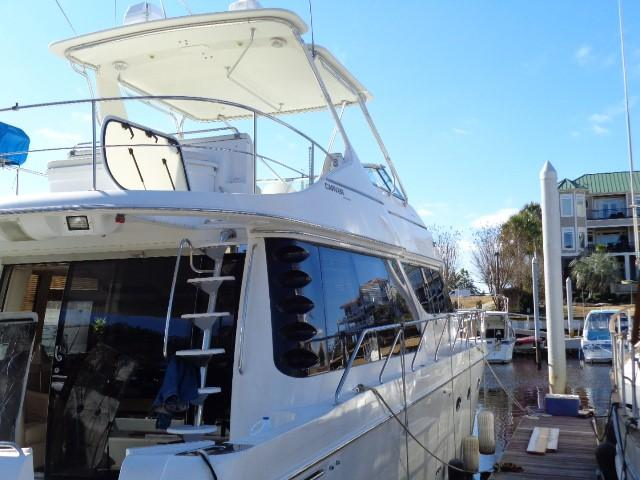Carver 530 Voyager Pilothouse - Photo: #23