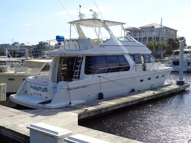 Carver 530 Voyager Pilothouse - Photo: #1