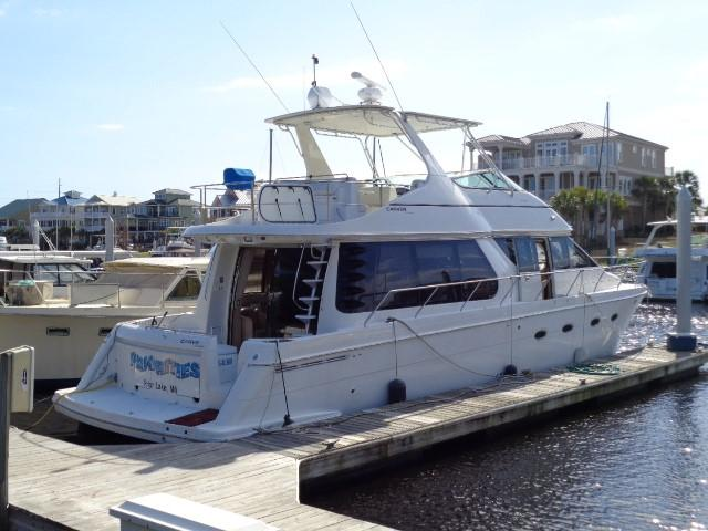 Carver 530 Voyager Pilothouse - Photo: #3