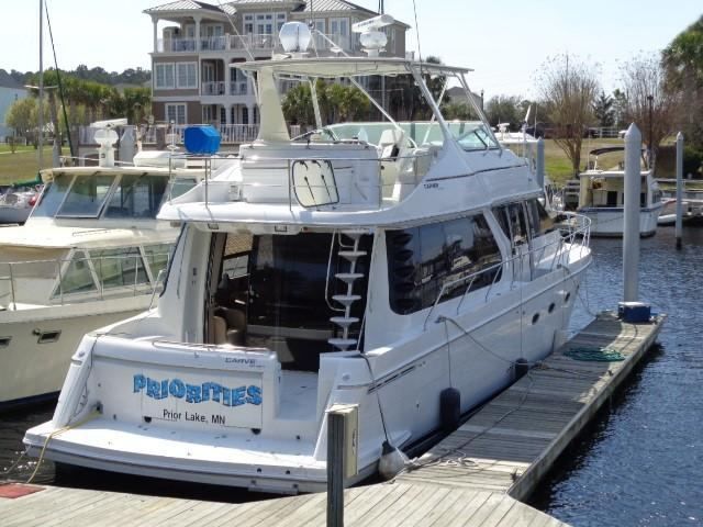 Carver 530 Voyager Pilothouse - Photo: #4