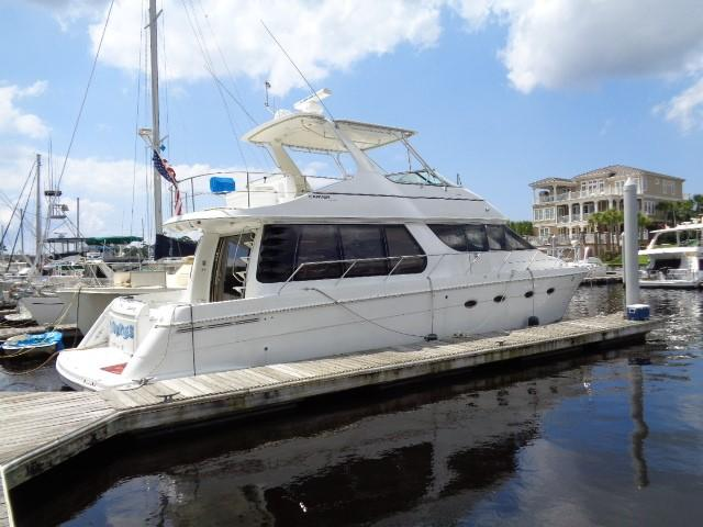 Carver 530 Voyager Pilothouse - Photo: #80