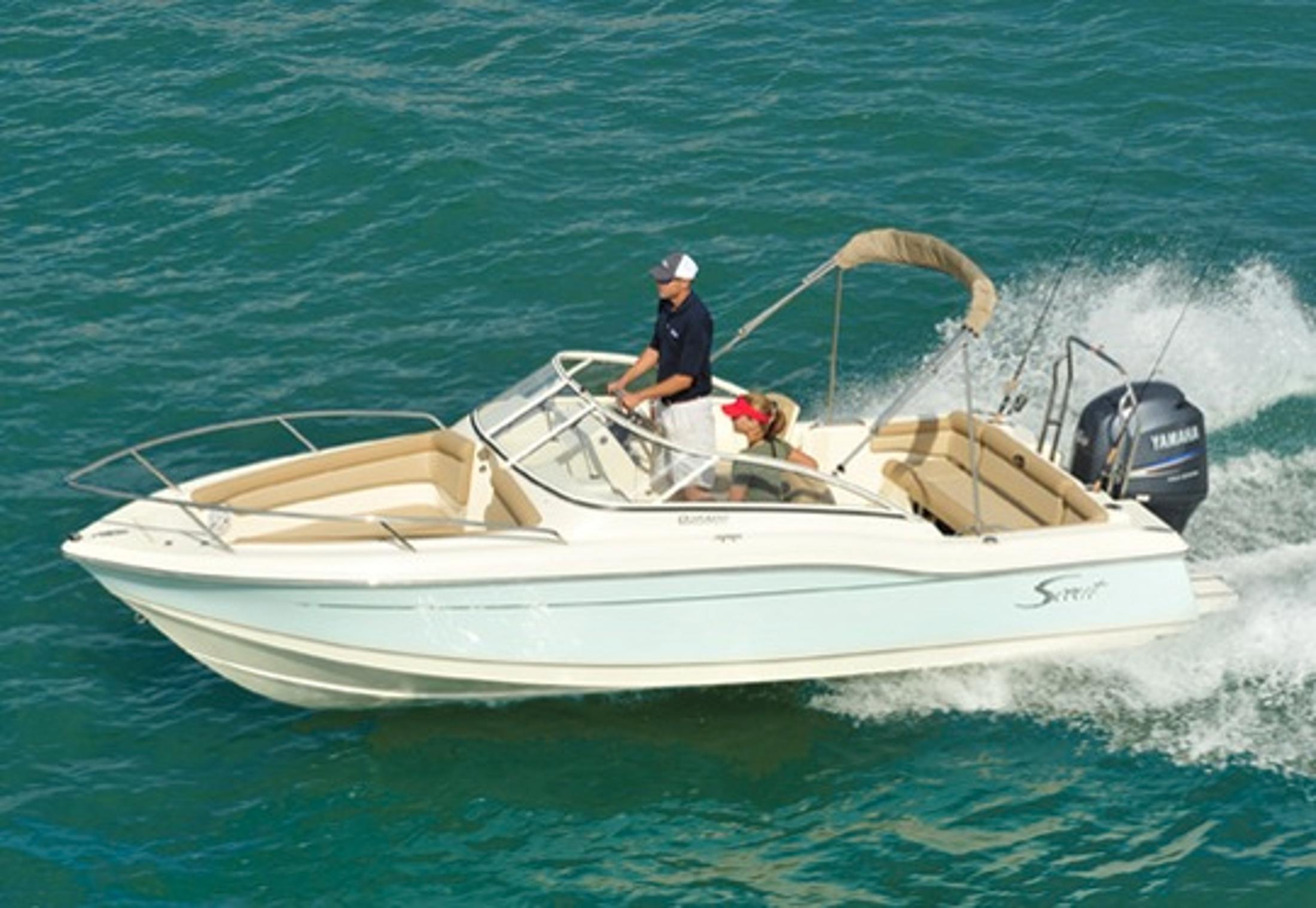 Scout Boats210 Dorado