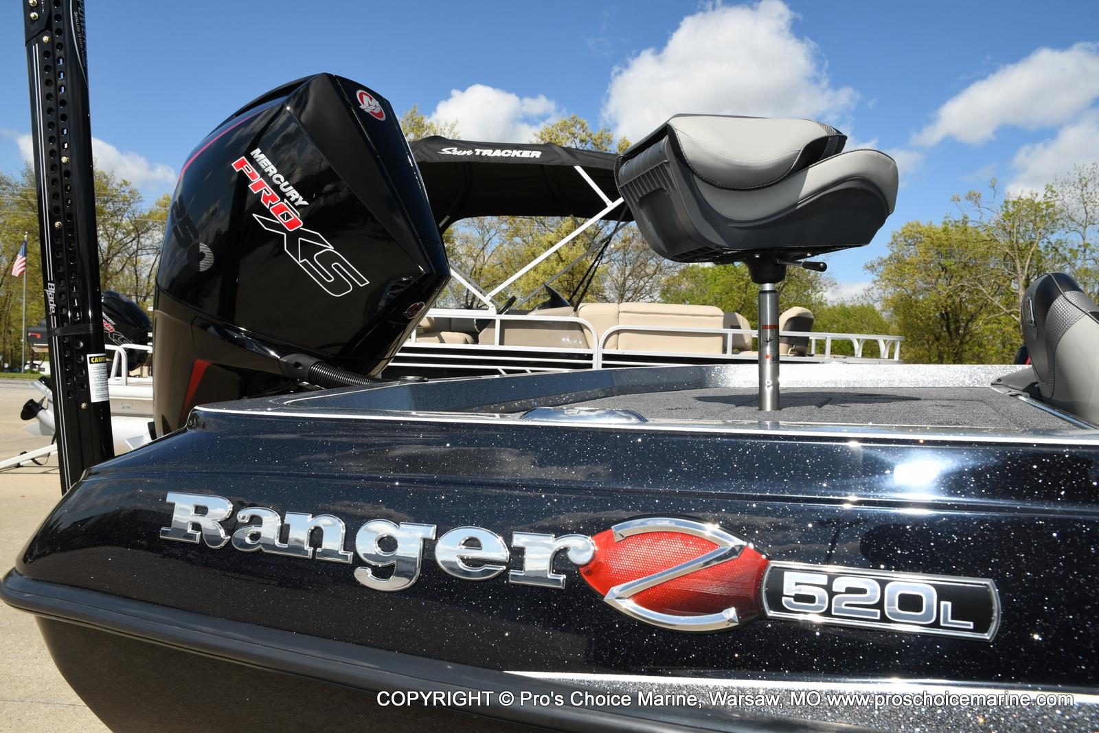 2020 Ranger Boats boat for sale, model of the boat is Z520L Ranger Cup & Image # 14 of 50