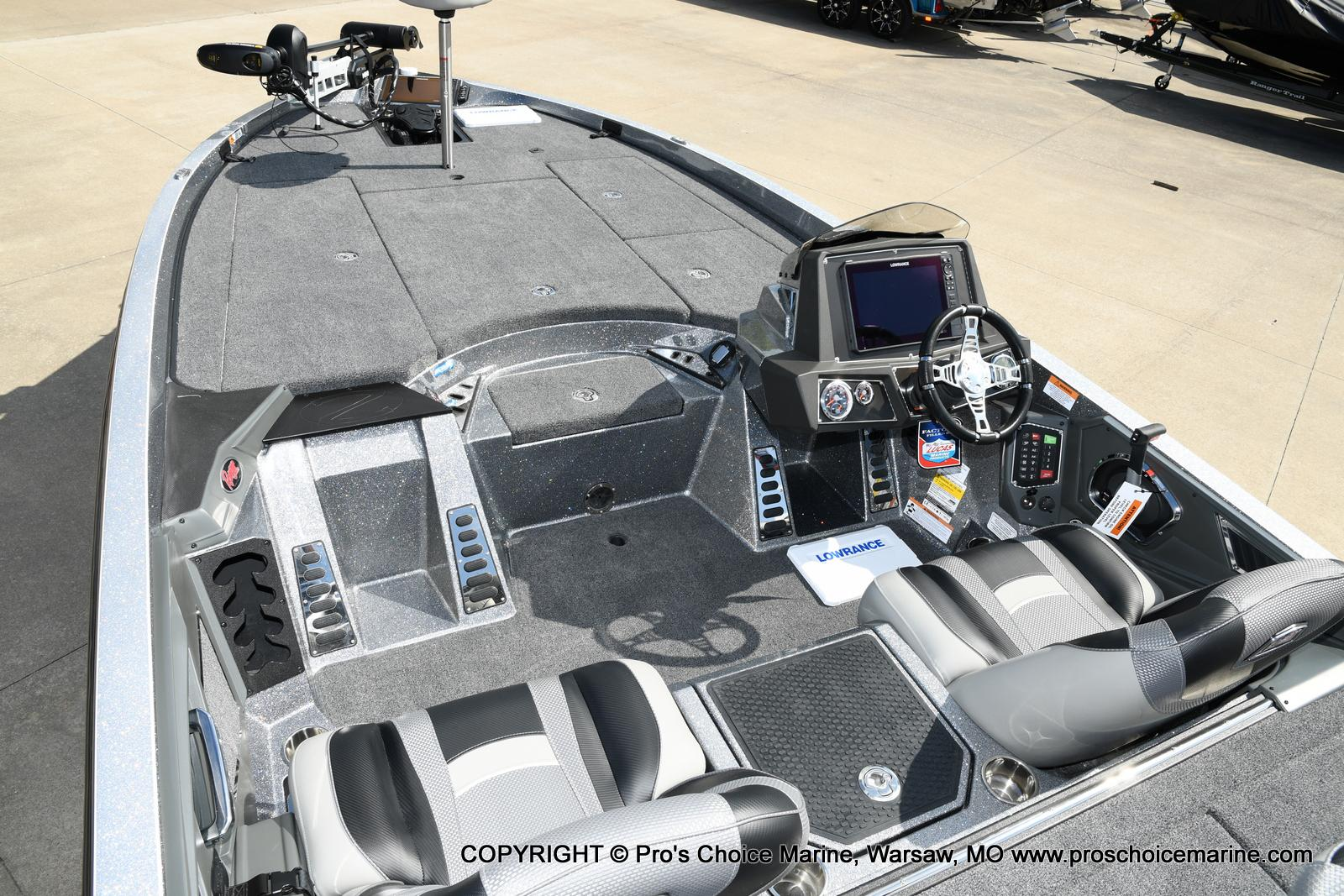 2020 Ranger Boats boat for sale, model of the boat is Z520L Ranger Cup & Image # 17 of 50