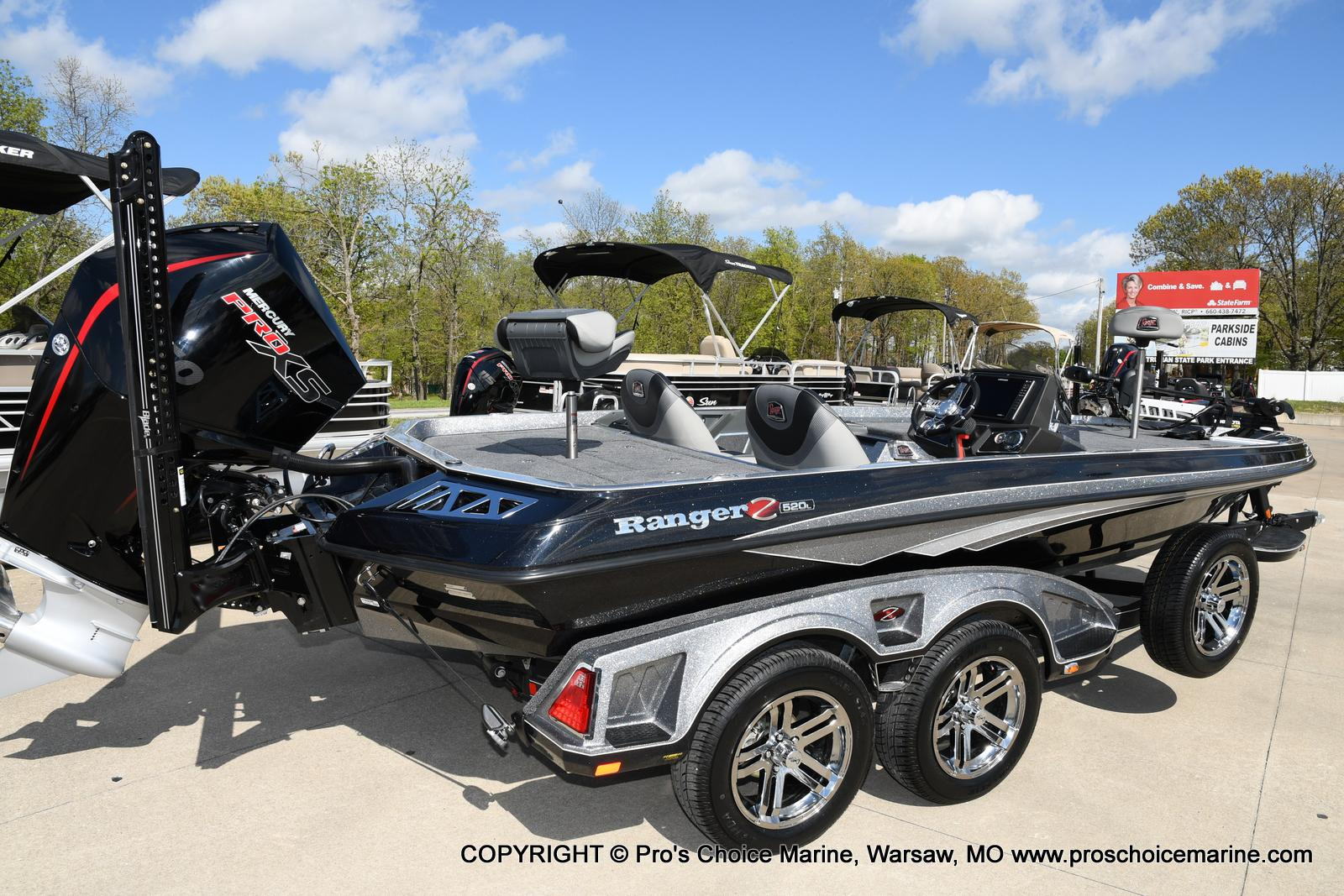 2020 Ranger Boats boat for sale, model of the boat is Z520L Ranger Cup & Image # 33 of 50