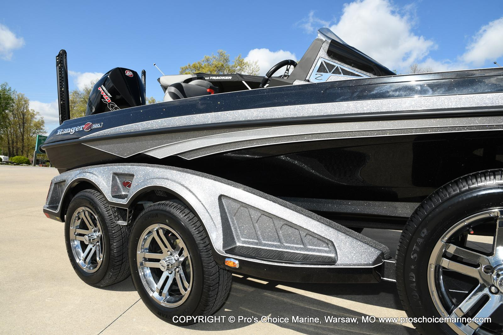 2020 Ranger Boats boat for sale, model of the boat is Z520L Ranger Cup & Image # 3 of 50