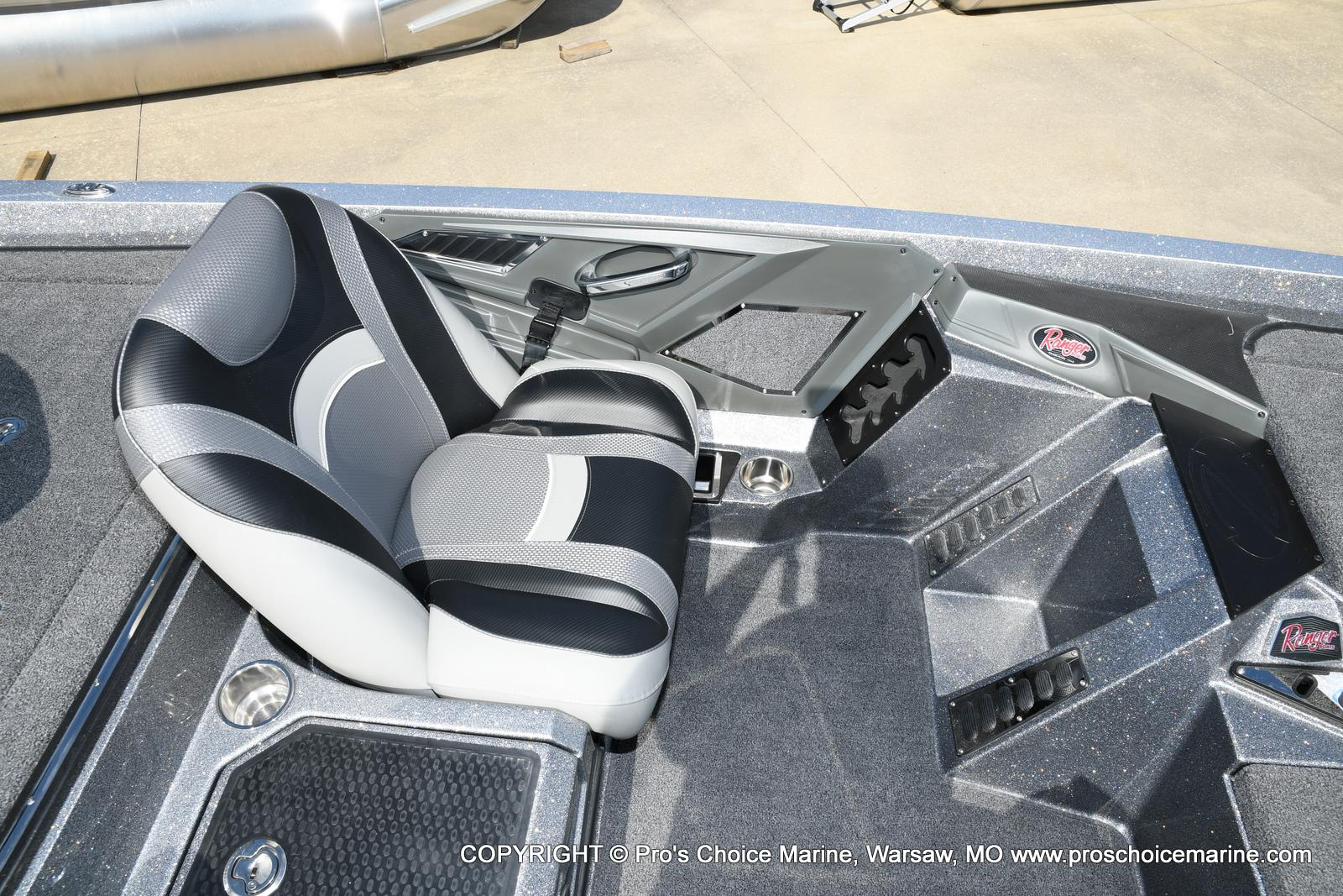2020 Ranger Boats boat for sale, model of the boat is Z520L Ranger Cup & Image # 38 of 50