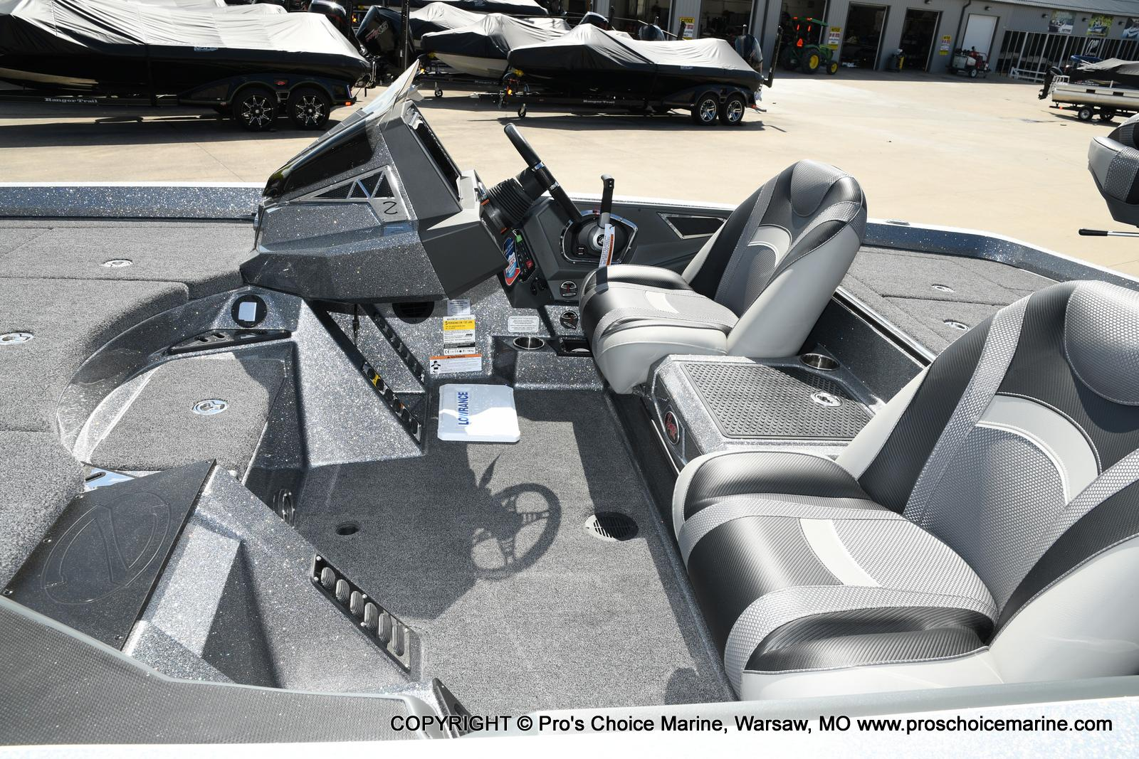 2020 Ranger Boats boat for sale, model of the boat is Z520L Ranger Cup & Image # 28 of 50