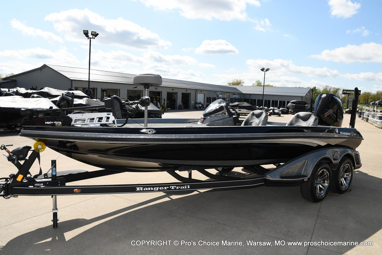 2020 Ranger Boats boat for sale, model of the boat is Z520L Ranger Cup & Image # 5 of 50